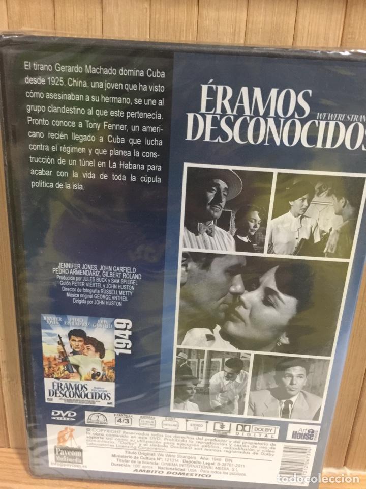 Cine: Eramos desconocidos [ DVD ] - Precintado - - Foto 2 - 194893285