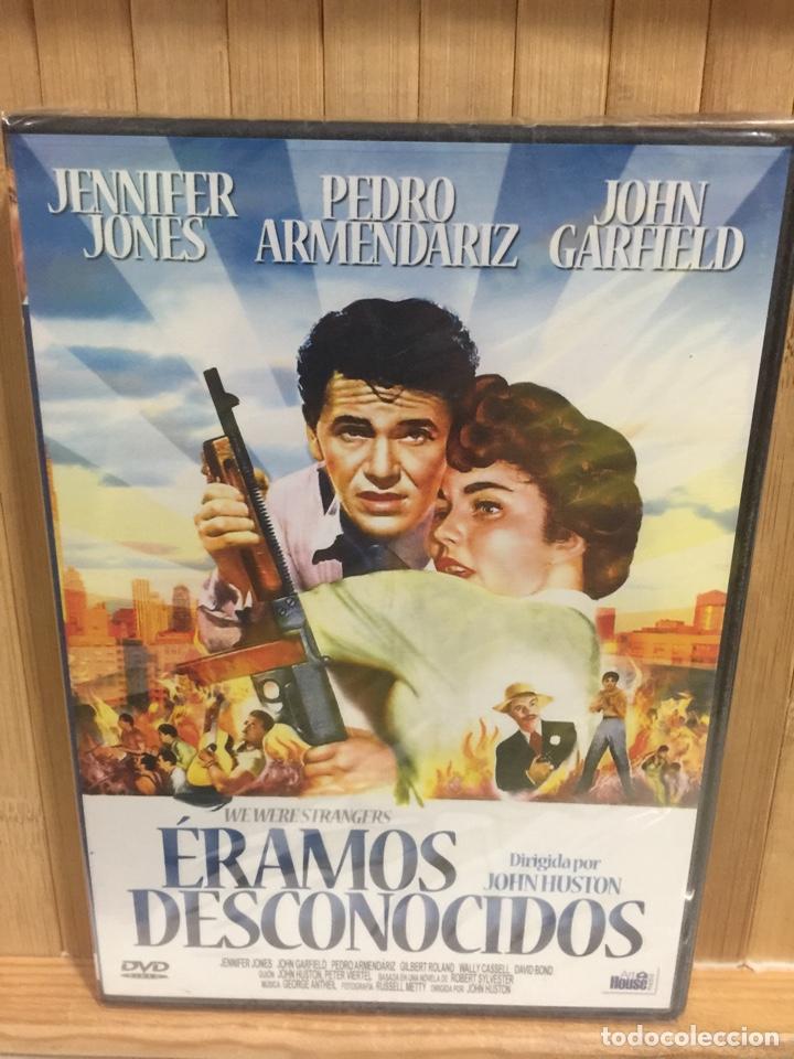 ERAMOS DESCONOCIDOS [ DVD ] - PRECINTADO - (Cine - Películas - DVD)