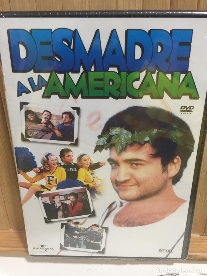 DESMADRE A LA AMERICANA [ DVD ] - PRECINTADO - (Cine - Películas - DVD)