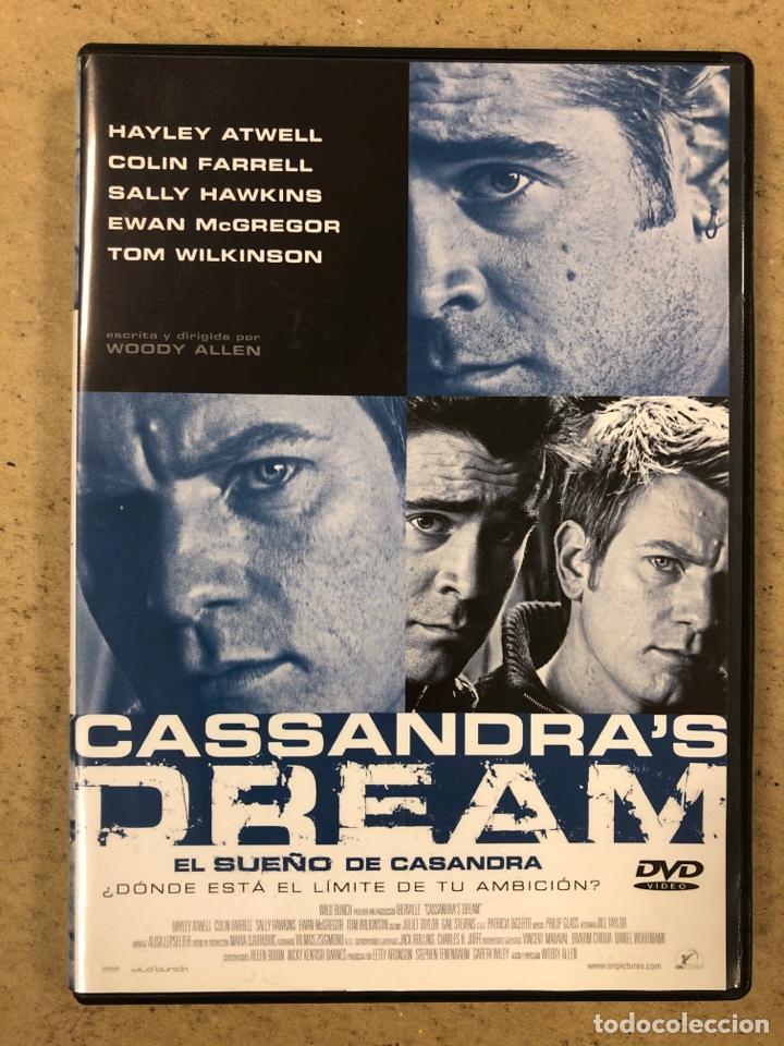 - DVD - EL SUEÑO DE CASANDRA. WOODY ALLEN. (Cine - Películas - DVD)