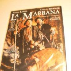 Cine: DVD LA MARRANA. ALFREDO LANDA. ANTONIO RESINES. 100 MIN (PRECINTADA). Lote 194899068