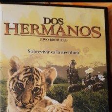 Cine: DVD DOS HERMANOS DESCATALOGADA. Lote 194901220