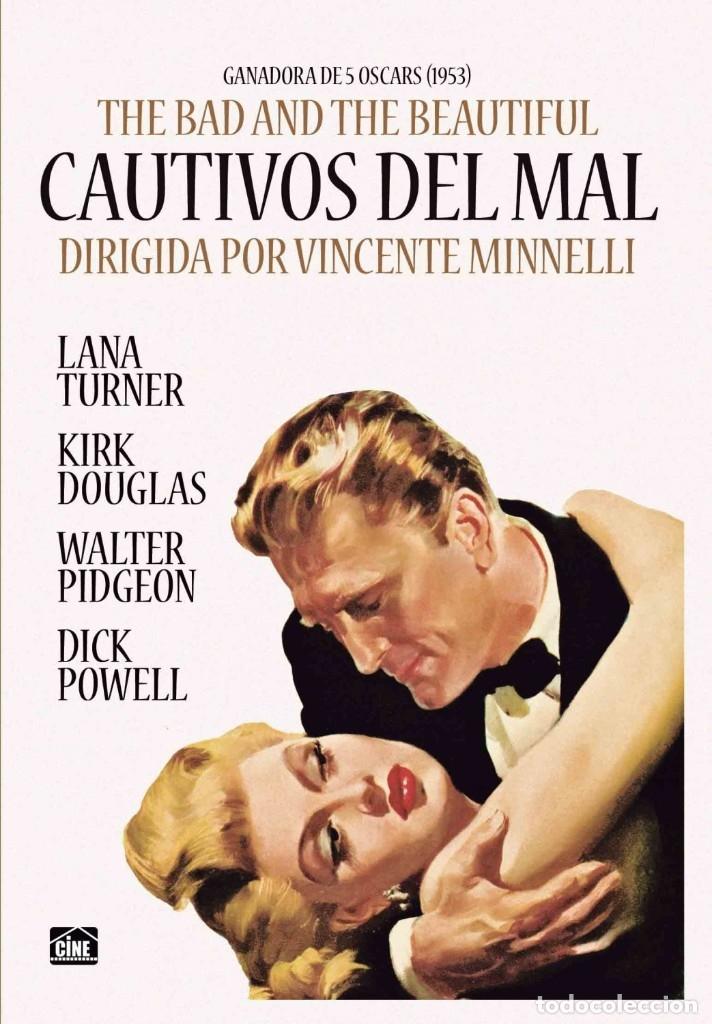 CAUTIVOS DEL MAL - THE BAD AND THE BEAUTIFUL (NUEVO) (Cine - Películas - DVD)