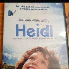 Cine: DVD HEIDI. Lote 194903910