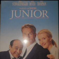 Cine: DVD JUNIOR. Lote 194908857