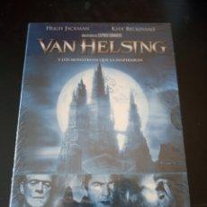 Cine: DVD. PACK VAN HELSING + DRÁCULA + EL HOMBRE LOBO + EL DOCTOR FRANKENSTEIN. PRECINTADO. DESCATALOGADO. Lote 194913618