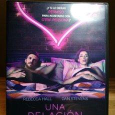 Cine: UNA RELACION ABIERTA DVD 2017 ROMANCE. COMEDIA. DRAMA. - REBECCA HALL , DAN STEVENS , GINA GERSHON -. Lote 194914920