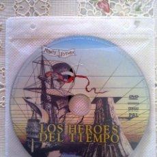 Cine: LOS HÉROES DEL TIEMPO - DIRIGIDA POR TERRY GILLIAM - SÓLO DISCO. Lote 194916772