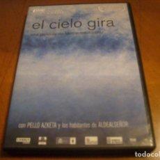 Cine: EL CIELO GIRA / UNA PELICULA DE MERCEDES ALVAREZ. Lote 194924361