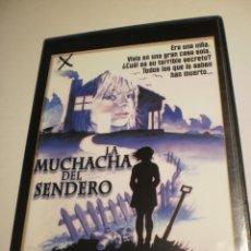 Cine: DVD LA MUCHACHA DEL SENDERO. JODIE FOSTER. 94 MIN CAJA FINA (BUEN ESTADO). Lote 194924616