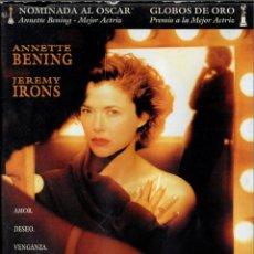Cine: CONOCIENDO A JULIA. DVD-6560. Lote 194924652