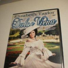 Cine: DVD DULCE VIENA. ELIZABETH TAYLOR. 111 MIN (BUEN ESTADO, SEMINUEVA). Lote 194932007