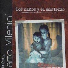 Cine: LOS NIÑOS Y EL MISTERIO. CUARTO MILENIO. (LIBRO DVD) DVD-6899. Lote 194935957
