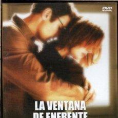 Cine: LA VENTANA DE ENFRENTE DVD (FERZAN OZPETEC) LA ABURRIDA AMA DE CASA SE ENCARIÑA CON UN AMNÉSICO. Lote 194939397