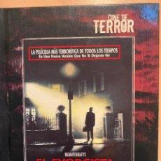Cine: EL EXORCISTA (DVD). Lote 194939493