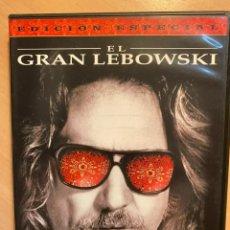 Cine: EL GRAN LEBOWSKI ED. ESPECIAL (DVD). Lote 194939723