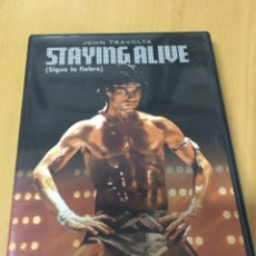 Cine: STAYING ALIVE. JOHN TRAVOLTA. SIGUE LA FIEBRE. Lote 194941996