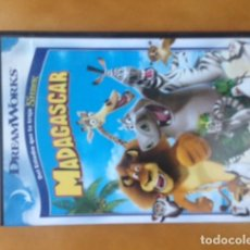 Cine: DVD MADAGASCAR - DREAMWORKS STUDIOS. Lote 194959926