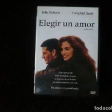 Cine: ELEGIR UN AMOR - DVD COMO NUEVO. Lote 194960235