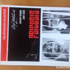 Cine: THE HITCHCOCK COLLECTION - PSICOSIS - LIBRO + DVD - ALFRED HITCHCOCK. Lote 194960407