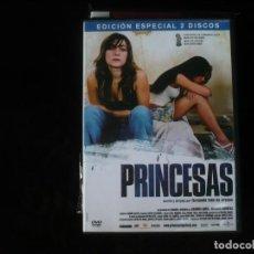 Cine: PRINCESAS EDICION ESPECIAL 2 DISCOS. Lote 194960411