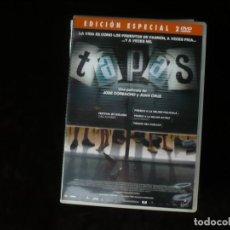 Cine: TAPAS - EDICION ESPECIAL 2 DISCOS. Lote 194960515