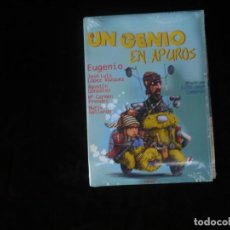 Cine: EUGENIO UN GENIO EN APUROS - DVD NUEVO PRECINTADO. Lote 194962062