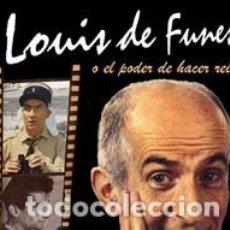 Cine: LOUIS DE FUNES O EL PODER DE HACER REIR - DOCUMENTAL EN ESPAÑOL DVD NUEVO. Lote 194963372