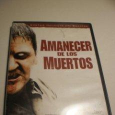 Cine: DVD. AMANECER DE LOS MUERTOS. 105 MIN (BUEN ESTADO). Lote 194963496
