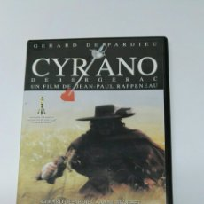 Cine: CYRANO DE BERGERAC DVD. Lote 194965363