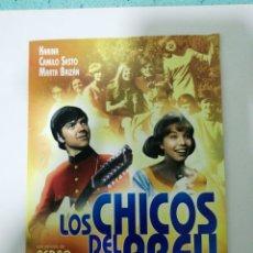 Cine: LOS CHICOS DEL PREU. KARINA-CAMILO SESTO-MARTA BAIZAN. Lote 194969337