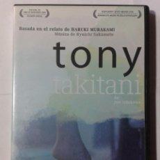 Cine: TONY TAKITANI- JUN ICHIKAWA- DVD. Lote 194969625