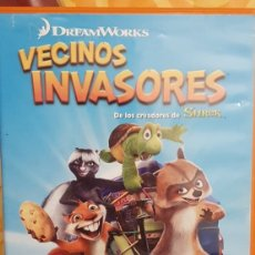 Cine: DVD VECINOS INVASORES. Lote 194972308