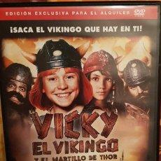Cine: DVD VICKY EL VIKINGO. Lote 194972430