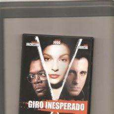 Cine: 1171. GIRO INESPERADO. Lote 194972643