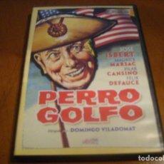 Cine: RAREZAS DEL CINE ESPAÑOL / PERRO GOLFO / JOSE ISBERT . Lote 194973698