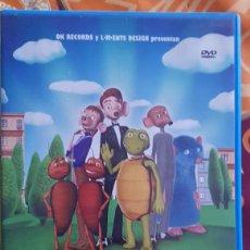 Cine: DVD LAS AVENTURAS DE RATALDO. Lote 194973703