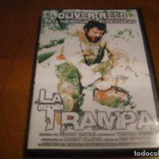 Cine: LA TRAMPA / OLIVER REED . Lote 194973770