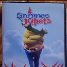 Cine: DVD GNOMEO Y JULIETA. Lote 194974033