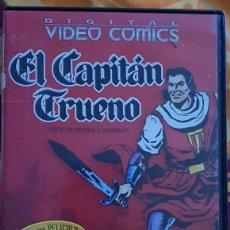 Cine: DVD EL CAPITAN TRUENO. Lote 194974121