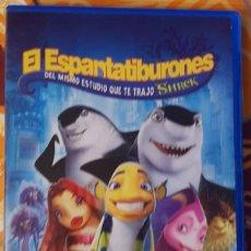 Cine: DVD EL ESPANTATIBURONES. Lote 194975333