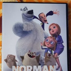 Cine: DVD NORMAN DEL NORTE. Lote 194975798