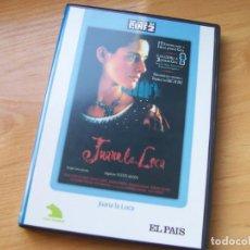 Cine: JUANA LA LOCA, PELICULA DVD DE VICENTE ARANDA. Lote 194980808