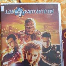 Cine: DVD LOS 4 FANTASTICOS. Lote 194981333