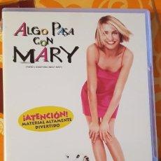 Cine: DVD ALGO PASA CON MARY. Lote 194981388