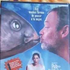 Cine: DVD ATUN Y CHOCOLATE. Lote 194982641