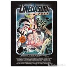 Cine: CINEBASURA LA PELI DVD. Lote 194983275