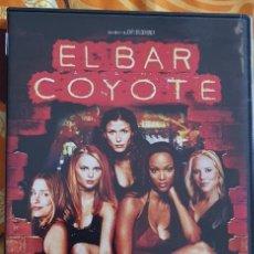 Cine: DVD BAR EL COYOTE. Lote 194984455