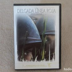 Cine: DVD LA DELGADA LINEA ROJA. Lote 194991336