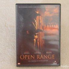 Cine: DVD OPEN RANGE. Lote 194991426